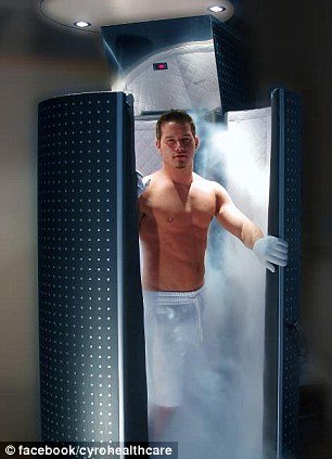 body freezing therapy