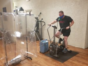 Exercise With Oxygen Therapy Gilbert AZ